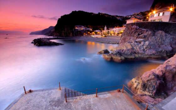 город, ocean, красивый, museum, связи, even, summer, medieval, португалия