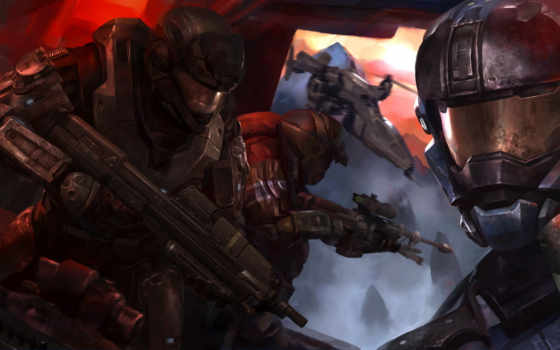 halo, reach, games, edge, cover, bungie, игры, depositfiles, que, rigney, brad,