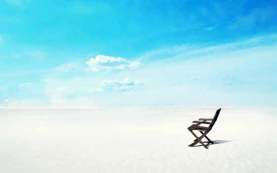 пляж, фон, desktop