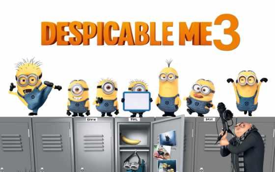 despicable, movie, minions, full, гру, digital, миньон, desktop,