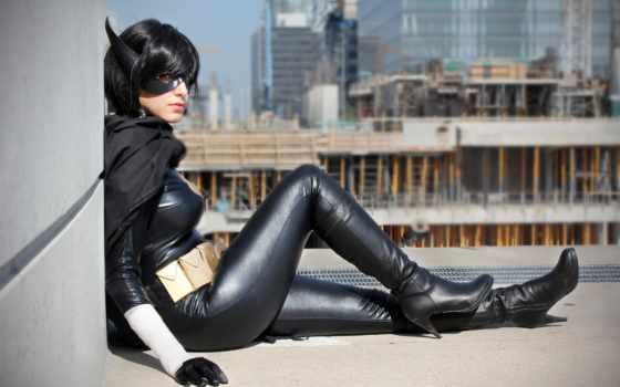 cassandra, cain, bat, cosplay, black, batgirl, deviantart, ideas, купальники, pinterest,