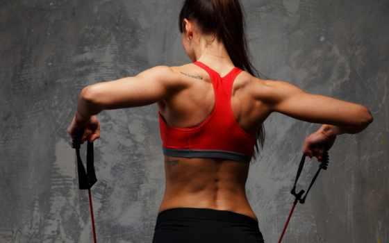 упражнения, домашних, условиях, фитнес, похудения, эффективные, los, начинающих, entrena, corofitnesscent,