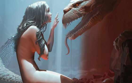дракон, sex, everything, но, женщина, дракона, драконы, девушка, принцессы,