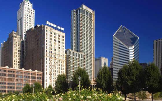 chicago, иллинойс, красивейшие