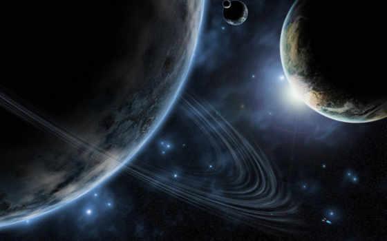 планеты, космос, gloria