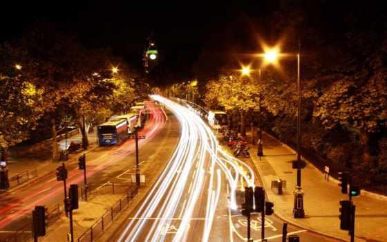photography, ночь, car