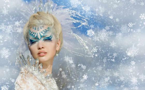 макияж, stock, queen, winter, снежной, королевы, снежная, свадебный, ashton, photos,