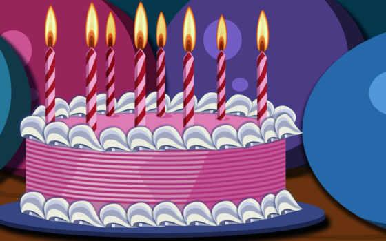 birthday, торт