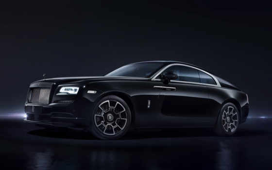 black, rolls, royce, бейдж, wraith, ghost, серию,