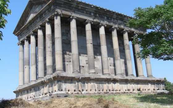 garni, храм, армении, armenia,