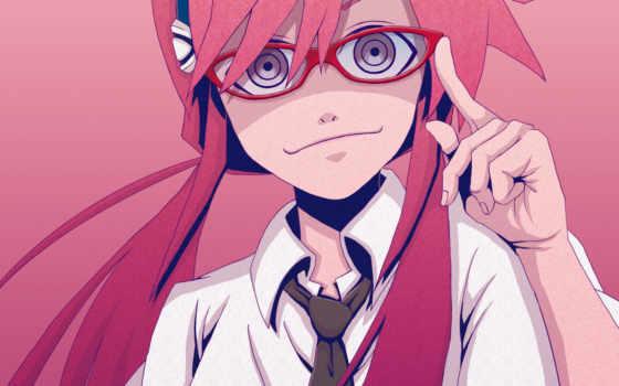 anime, очки, хочу, evangelion, улыбка, лицо,