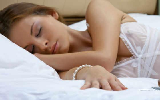 спящая, девушка, devushki,