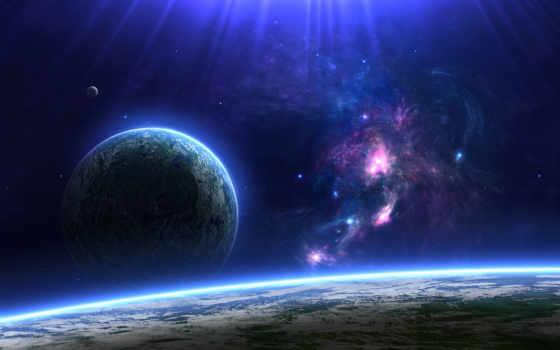 планета, поверхность