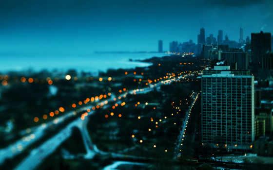 usa, chicago, высотки