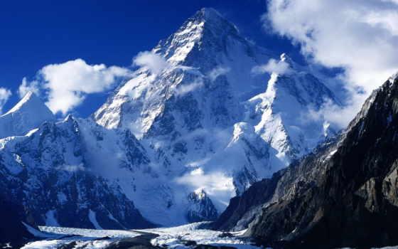 горы, горные, снежные