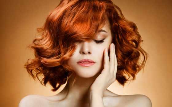 волос, волосы, натуральные, красители, рыжие,