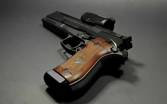 беретта, пистолет, оружие, weapons,