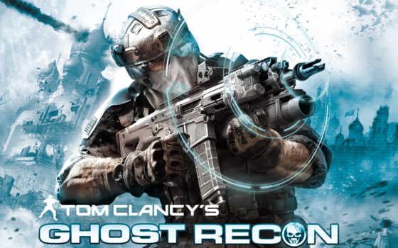 ghost, recon, будущее