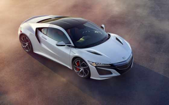 nsx, honda, acura, sports, new, coupe, спорткар,