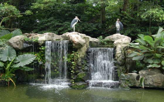 водопады, природа, водопад, тематика, водопада,