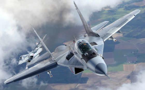 миг, полет, стратосферу, истребителе, полеты,