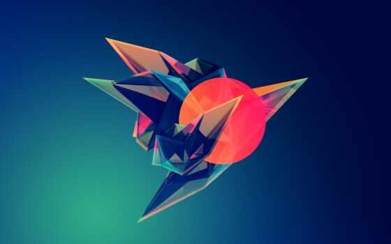 geometric, cool, shape, art, awesome, abstract, геометрия, день