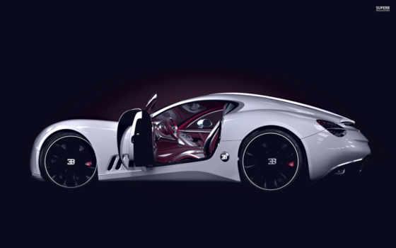 bugatti, gangloff, concept Фон № 111372 разрешение 1920x1200