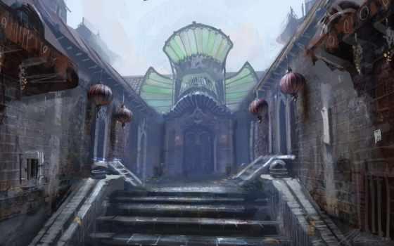 лестница, fantasy, фоны, категории, город, мегаполис, картинках, дорога, hamann, bmw, бесплатные,