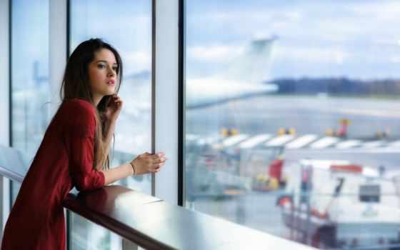 airport, девушка, bass