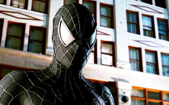 паук, мужчина, build, trailer, fan, love, youtube, spiderman, black, late