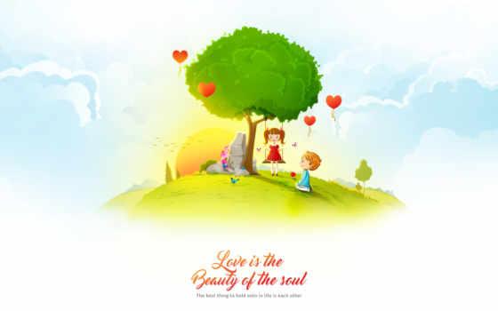 love, красавица, soul