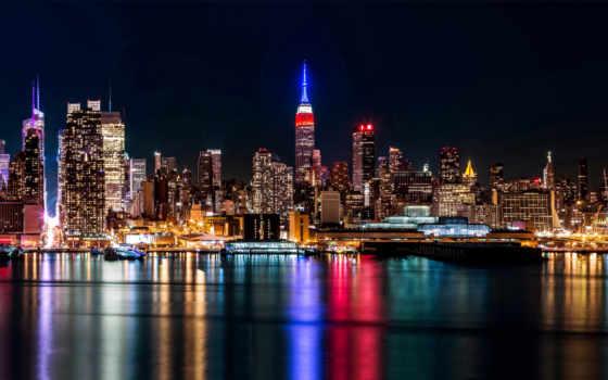 скинали, города, высокого, панорамы, цветная, мебель, ночного, разрешения, город, тег,