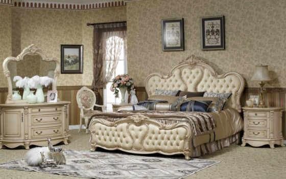 орфей, спальня