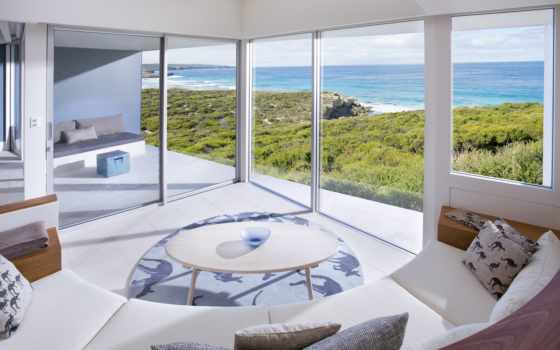 ocean, lodge, southern, suite, island, flinders, kangaroo, дизайн, вилла, стиль, интерьер, дом, australia, жилая, комната, отели, gallery,