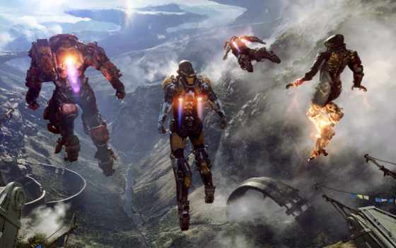 game, effect, mass, bioware, anthem,