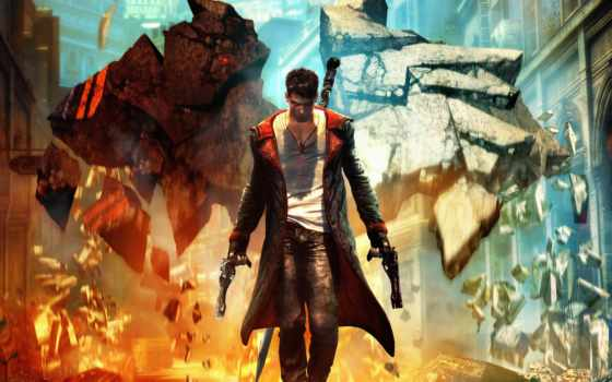 cry, may, devil, dmc, dante, ivory, with, ebony,