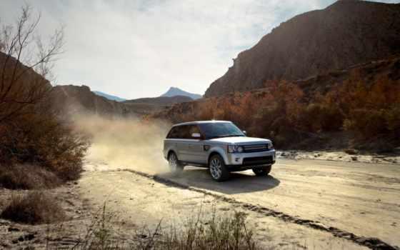 rover, range, спорт Фон № 64291 разрешение 1920x1200