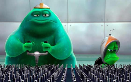 pixar, lifted, похищение