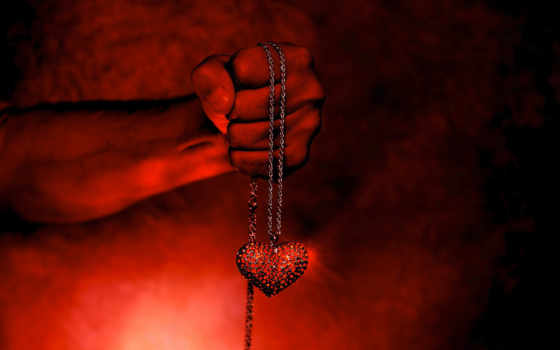 сердце, love, руках
