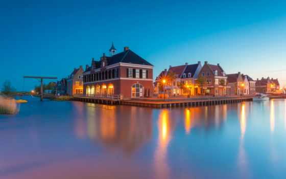 esonstad, anjum, landal, нидерланды, близко, imagini,