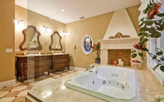 ванной, комнаты, yasirkhan, интерьер, туалета, design, pulpit, tapety, своими, сырость,