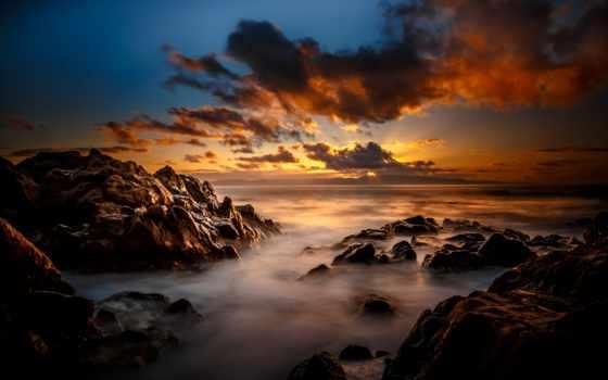 небо, oblaka, песочница, browse, картинку, ноутбук, море, крылья, природа, strona,