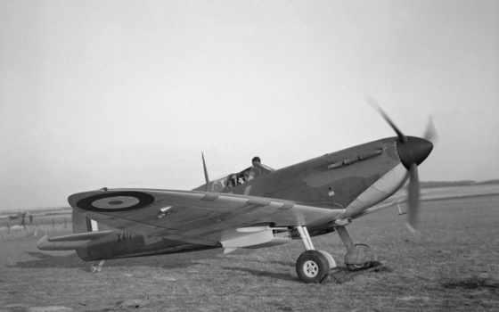 spitfire, supermarine, битва