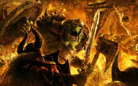 warhammer, орки, fb, chaos, марк, их, everything, световых, лет, но, hole,