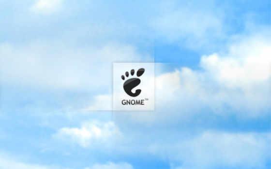 gnome sky
