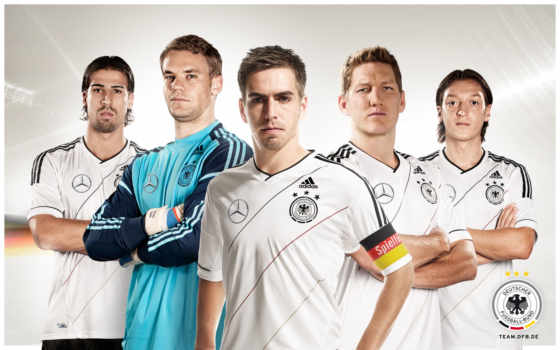 германии, сборная, futbol