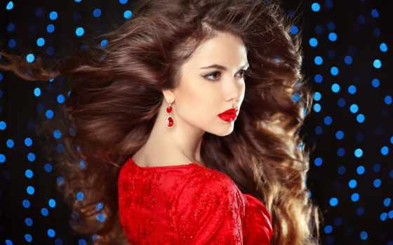 красавица, девушка, волосы, stock, brunette, fashion, long, модель, healthy, photos, images,