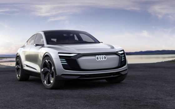 ауди, electric, tron, год, cars, coming, sportback, внедорожник, модель, new