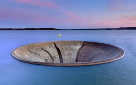 dam, монте, spillway, ourique, близко, португалия, superstock, gon-alve