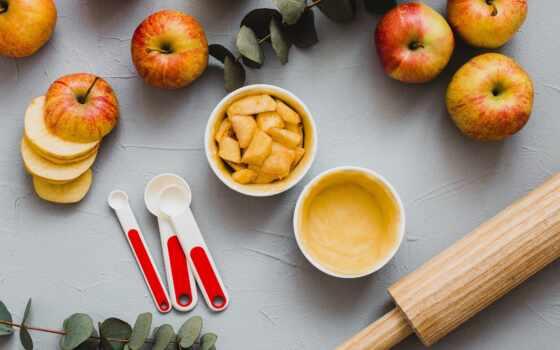 foto, spoon, apple, vectore, cocina, olla, im-gene, gratis, comercial, und, фото
